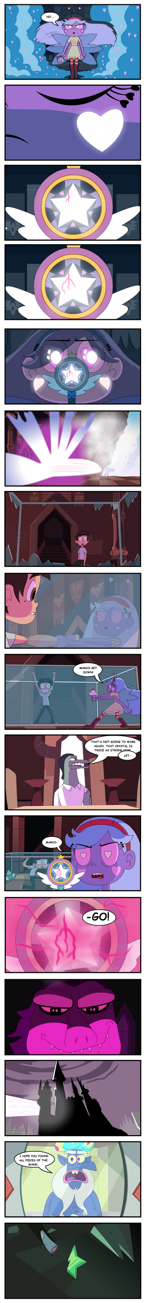 Mewberty AU - Storm The Castle by rikoudu