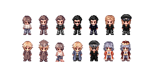 Chibi Ragnarok Characters