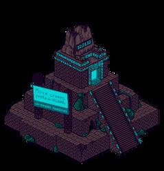 Mayan Creepy Pasta Pyramid