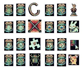 Pixel Forum Badges