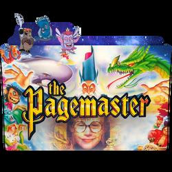 The Pagemaster (1994) by Loushki