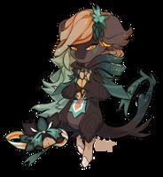 [GRIFFIA] Swamp Catemone Unnofficial Rebase by mawbit