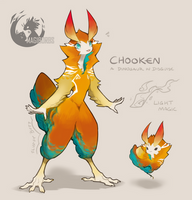 wild chooken appears [CLOSED]