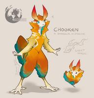 wild chooken appears [CLOSED]