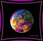 Marble of Spirals