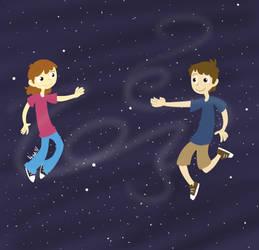 Up in the Stars by solstjarn