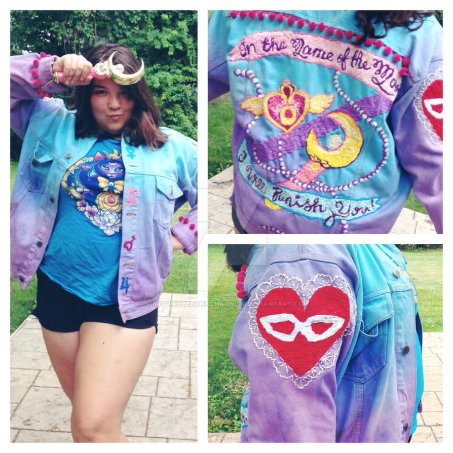 Moon Crisis Jacket! by browneyedanachronism