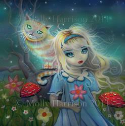 Alice by mollyh