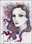 Sarah by Molly Harrison Fantasy Art