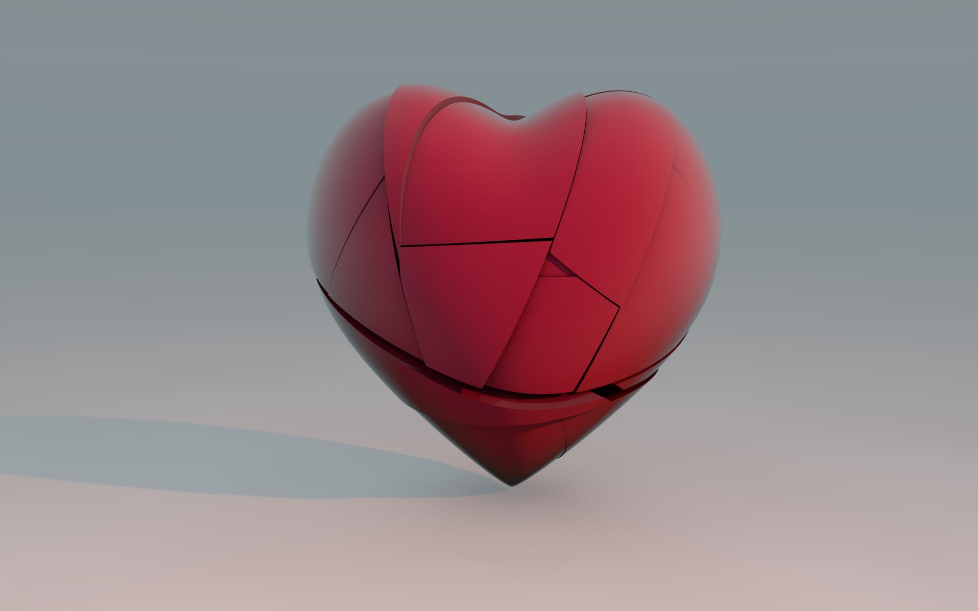 Broken Heart By N3xS