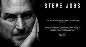 R.I.P Steve Jobs .. A genius..