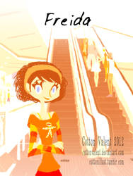 Freida by cottonchan
