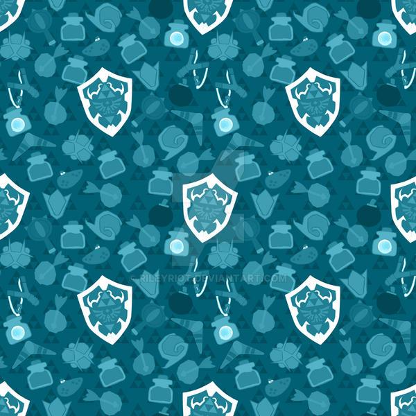 LoZ Pattern by RileyRiot