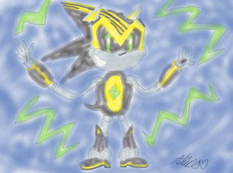 AT: Shard the Metal by AliceAcorn6003