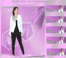 Remodelacion de Demi Lovato (Baratisima)Premium by TheFantasyOfMyDream
