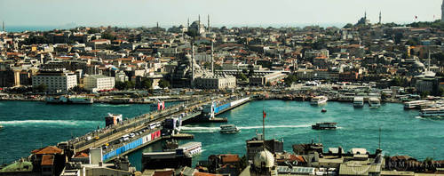 Istanbul by alkimh