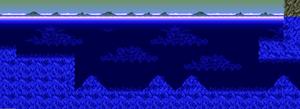 Medusa Bay Background Level Map