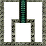 The Last Fight Foreground Level Map