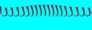 Giant Seahorse Sprite Sheet, Ecco PC