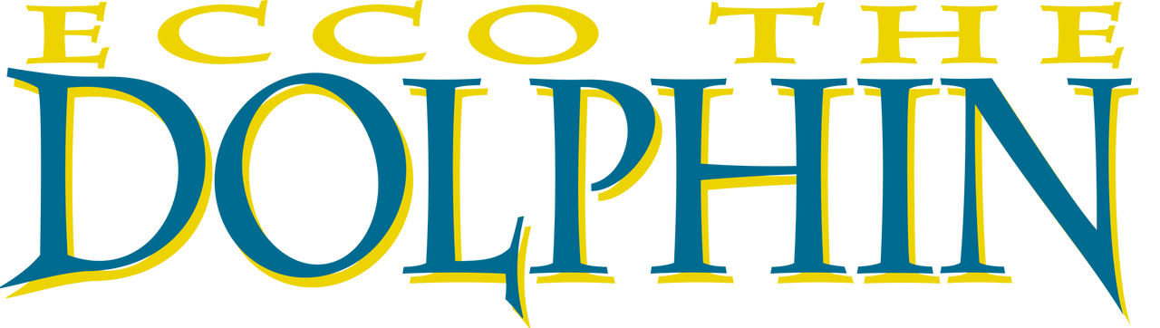 Ecco the Dolphin Logo
