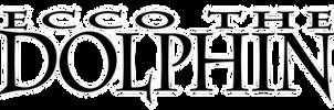 Ecco the Dolphin Japanese Logo