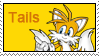 Tails Stamp by Linesa