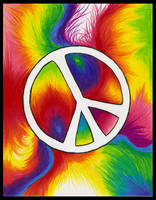 Peace Love and Prismas by pagit