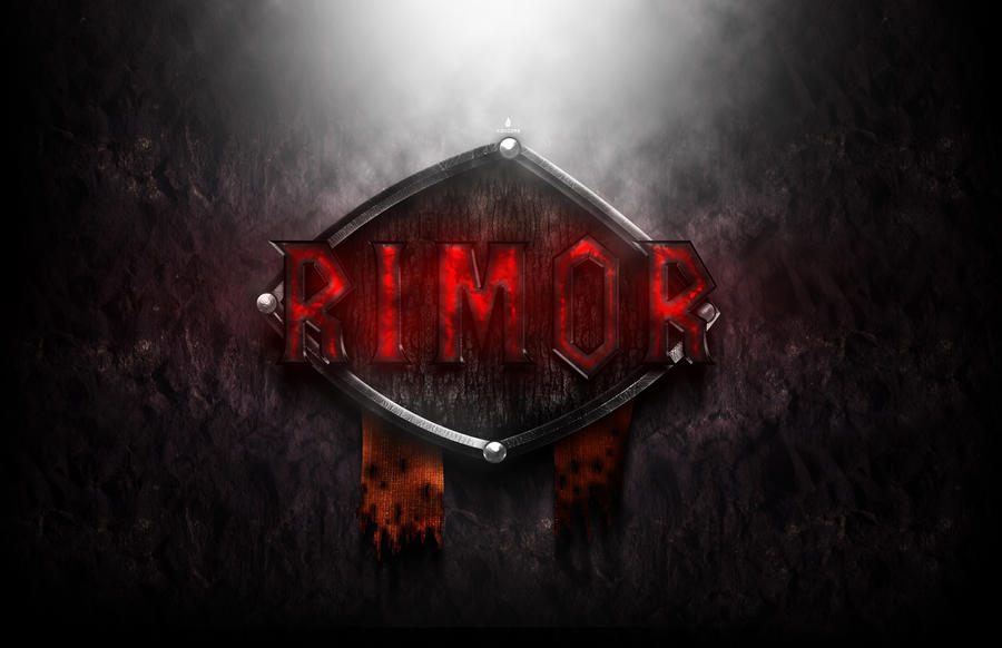 Rimor Logo - HIGH DETAIL by Xiox231