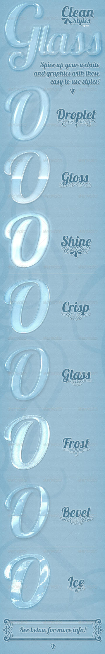 Clean Styles - Glass by Xiox231