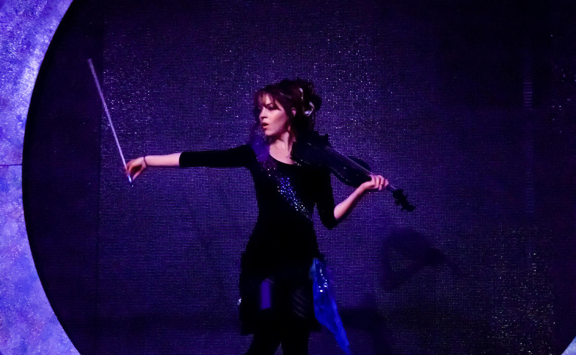 Lindsey Stirling End by Xiox231