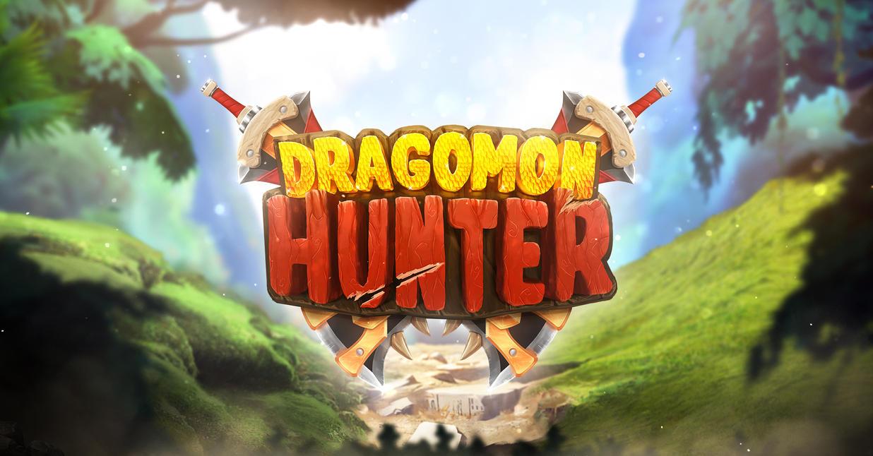 Dragomon Hunter Logo by Xiox231
