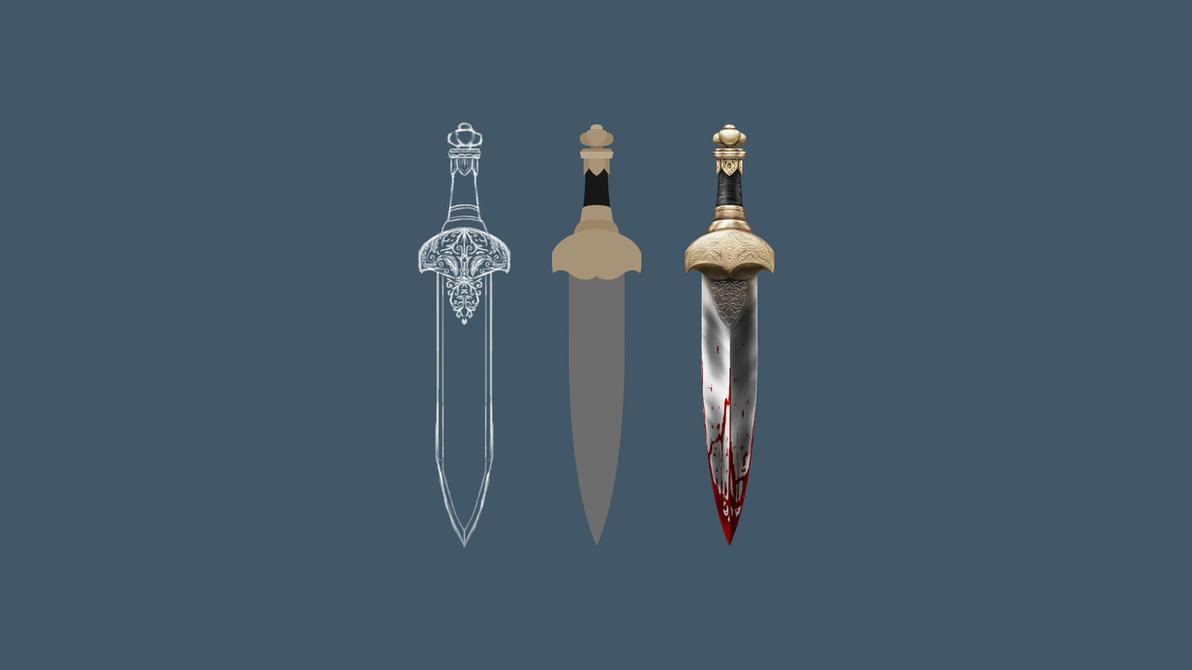 Dagger Design by Xiox231
