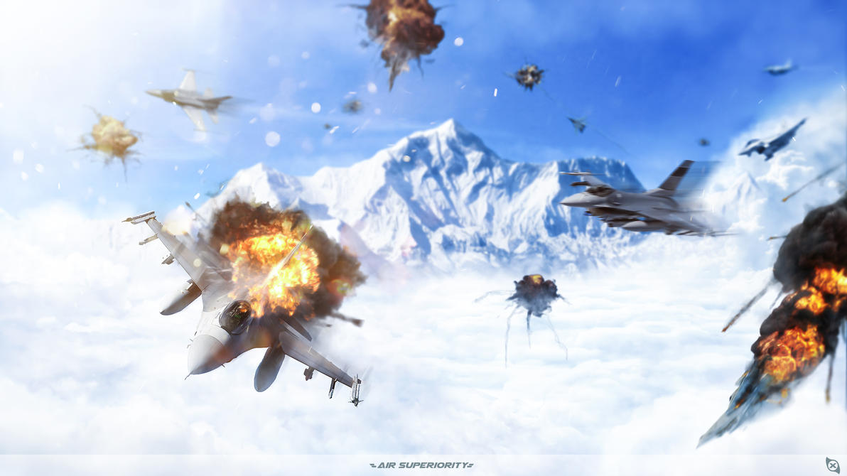 Air Superiority 2 by Xiox231