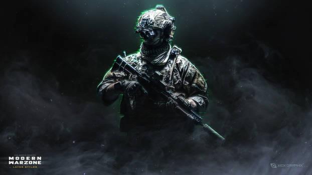 Modern Warzone Wallpaper 4K