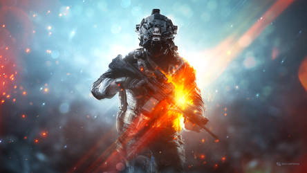 Battlefield Wallpaper 4K