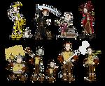 Discworld: characters