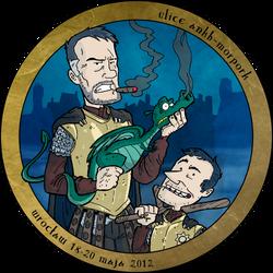 Discworld. T-Shirt by rsienicki