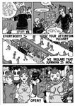 Pop Culture Crowds page 1 by shaunC