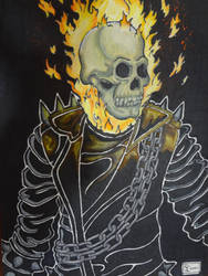 Ghost Rider A4