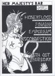 Gig Poster for 5th October by shaunC