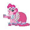 Pinkie Pie Gala Pixel by JJA79