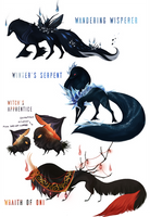 [Staff Esk Sales]Halloween is here - CLOSED by W001F