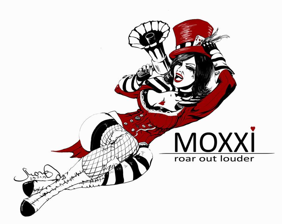 Sexxy Moxxi by Vlastika