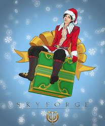 Happy holidays! by Vlastika