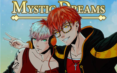 Mystic Dreams by Vlastika
