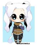 Custom Adoptable Commission: fluffysheepchan