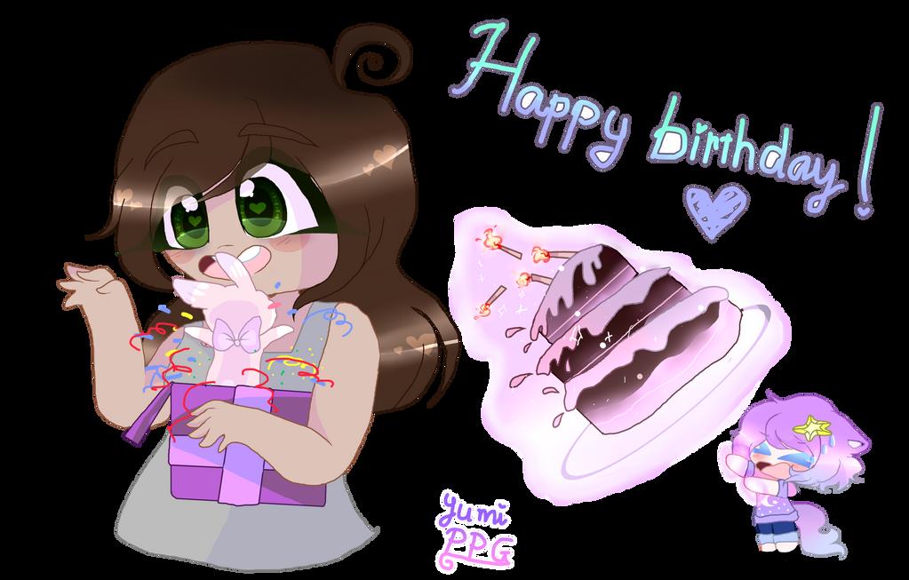 Happy Birthday Mommy ~ Happy birthday mommy !! by yumi ppg on deviantart