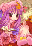 Patchouli Knowledge,Touhou