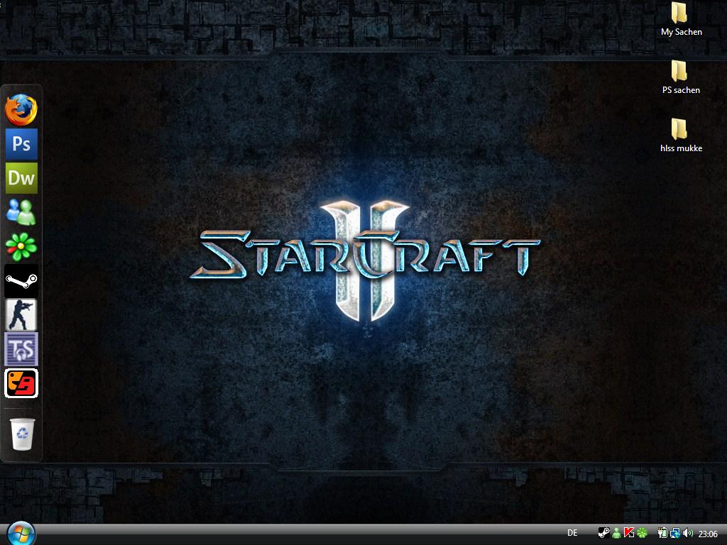Desktop Screen by pronXx