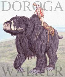Doroga and Walker by Azvolrien